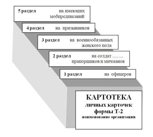Пример картотеки