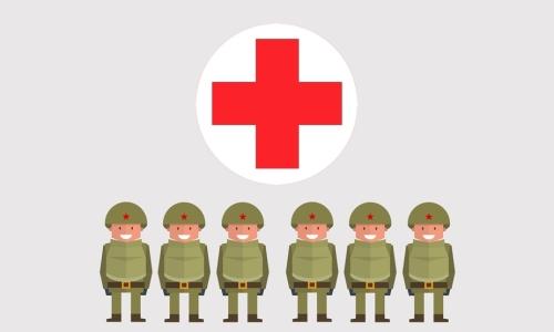 Армия и болезни