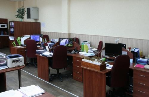 Типичный отдел кадров предприятия