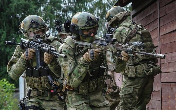 Служба в войсках специального назначения