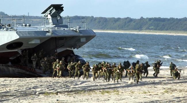 Служба в морской пехоте