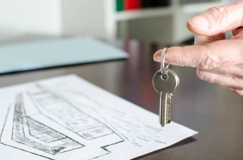 Покупка жилья в кредит