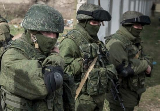 Солдаты по контракту