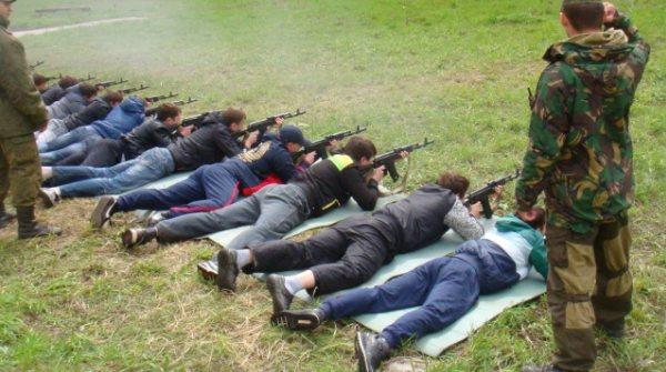 Учебные стрельбы