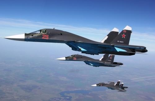 Самолеты армии РФ