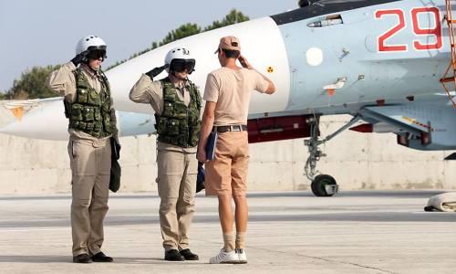 Подготовка экипажа к вылету