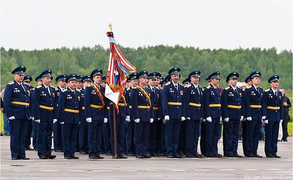 Офицеры ВВС