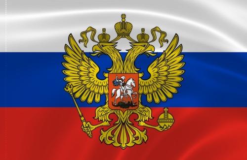 Флаг Президента РФ