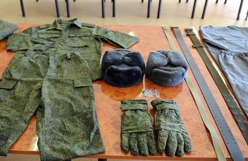 Военная форма для призывника