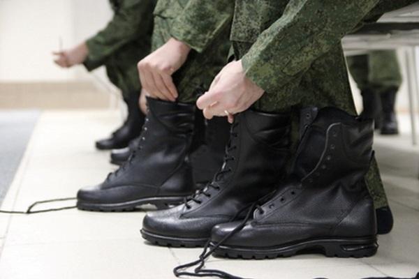 Формирование образа солдата