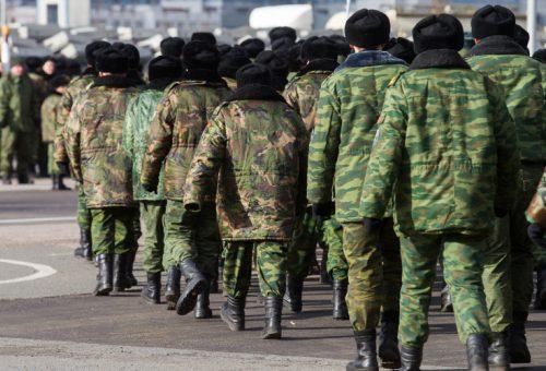 Запасники снова в армии