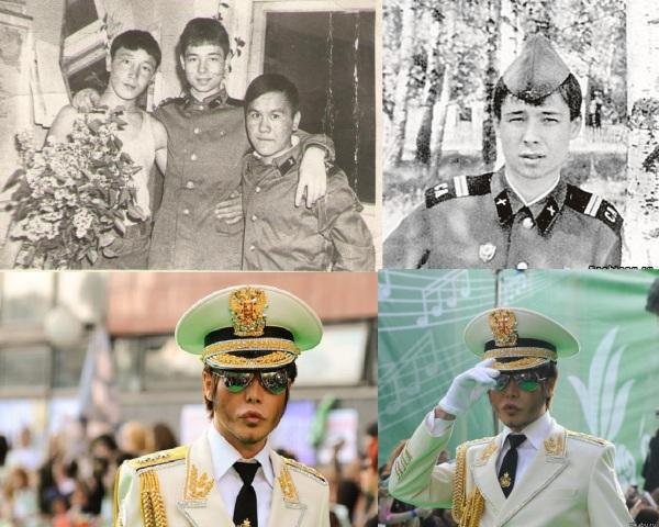 Сергей Зверев всегда в форме