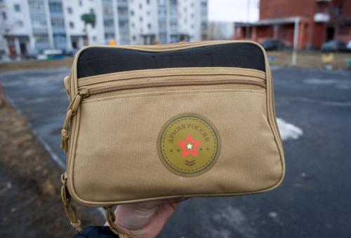 Удобная сумка солдата