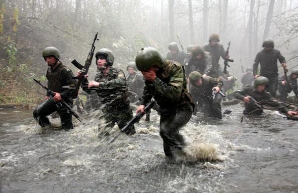 Армейский кросс