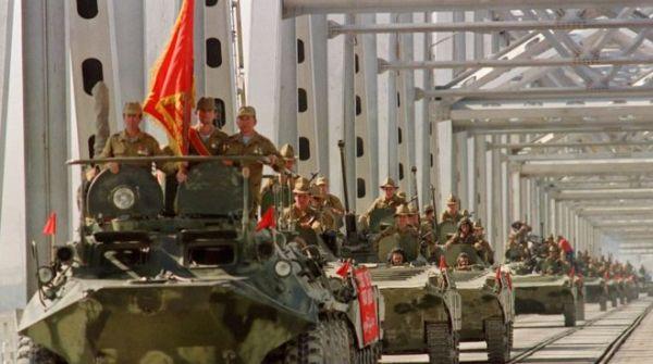 Вывод войск из Афгана