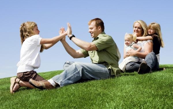 Отдых всей семьей