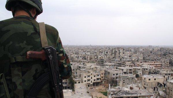 Военные на Ближнем Востоке