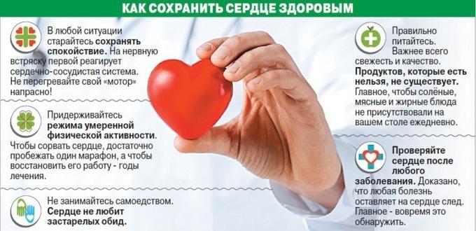 Как сохранить организм здоровым