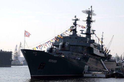 Корабль отечественного флота