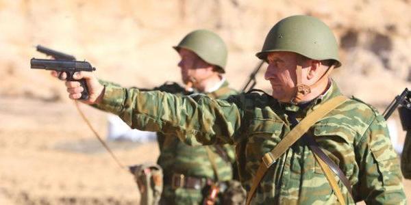 Военные стрельбы