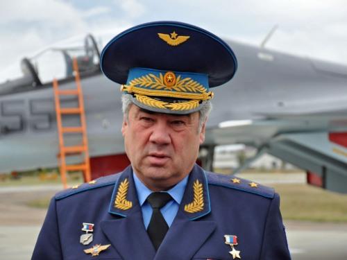 Летчик герой России