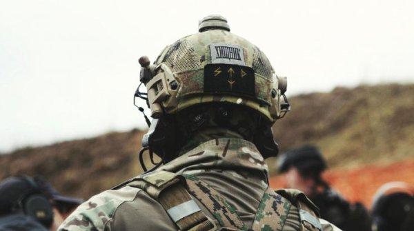 Шлем опытного бойца