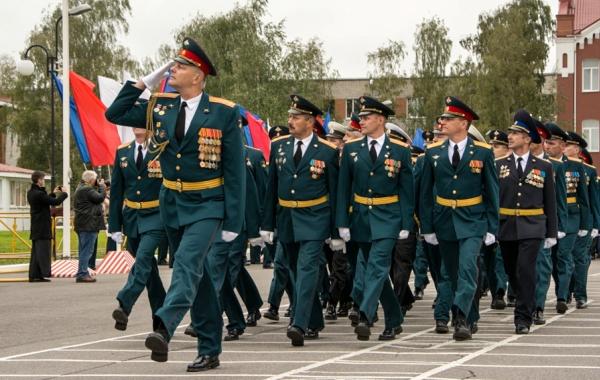 Марш офицеров
