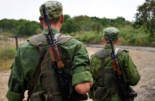 Военный патруль