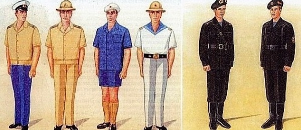 Одежда для жаркого климата