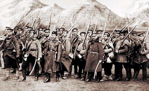 Фото русских солдат 19 века