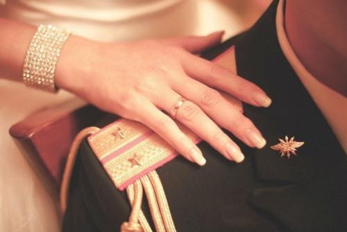 Свадьба военного