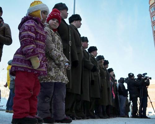Дети военнослужащих