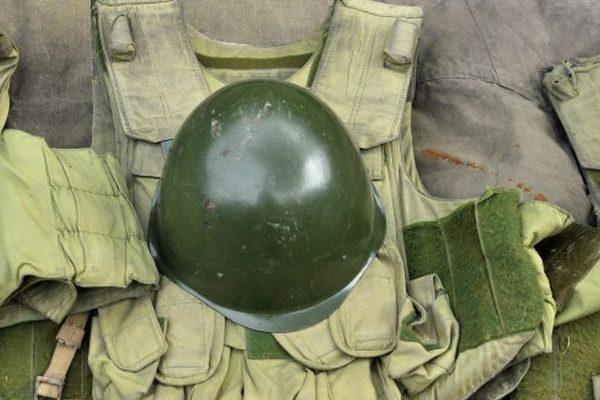 Солдатское обмундирование