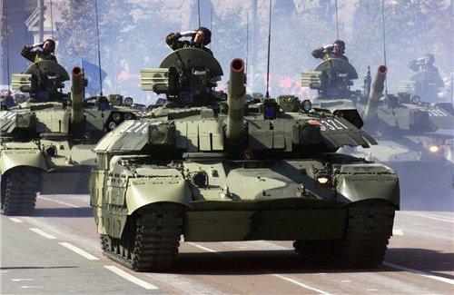 Отечественные танки