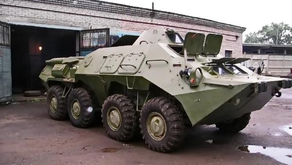 Военный бронетранспортер