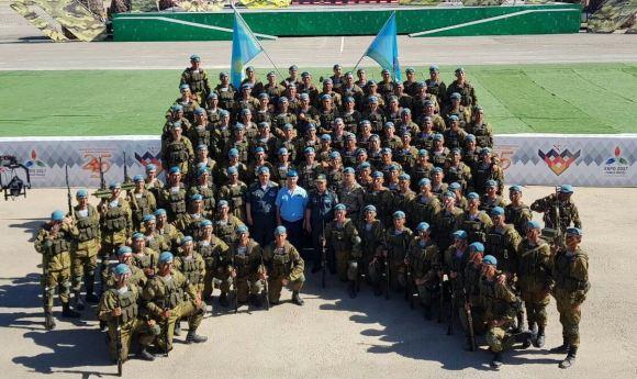 Действующие военные