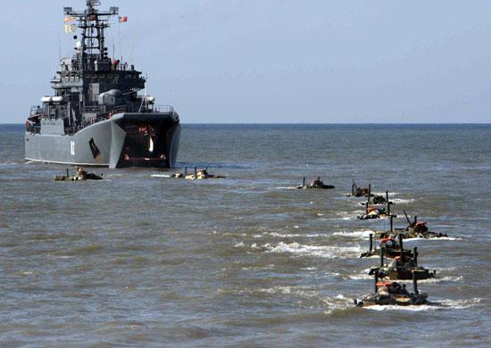 Войска ВМФ