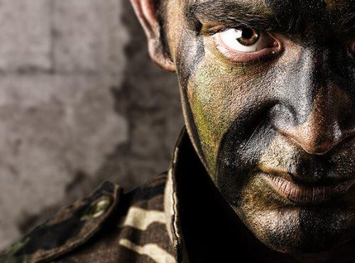 Военный человек