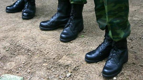 Солдатская обувь