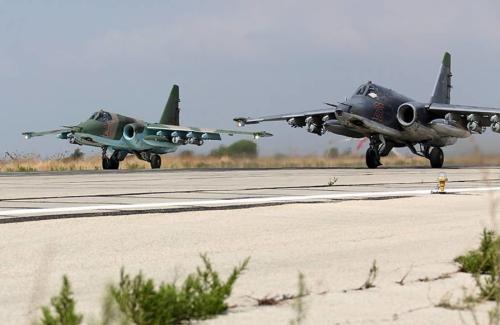 Боевые самолеты РФ
