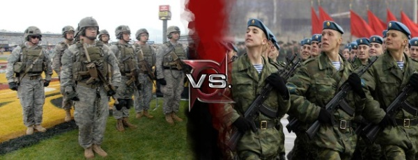 Солдаты двух государств
