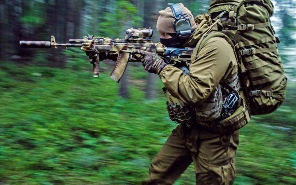 Военная экипировка