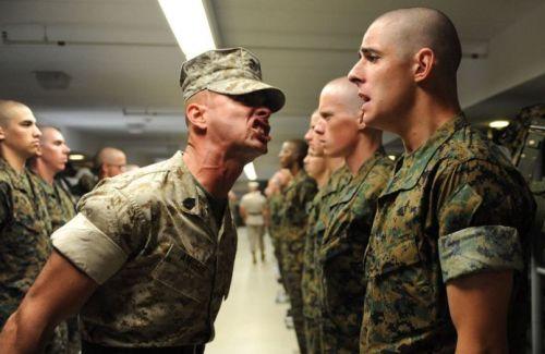 Командир в армии США