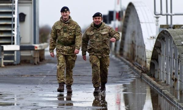 Польские армейские командиры