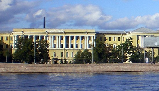 Михайловская академия в СПБ