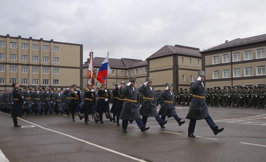 Военное училище в Рязани