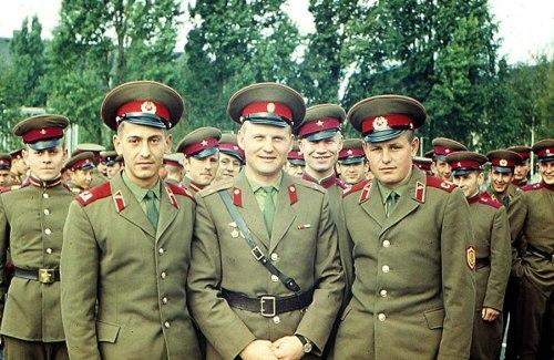 Войны армии СССР