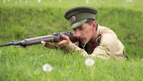 Солдат русской армии