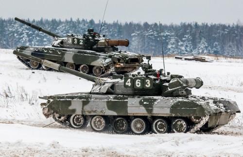 Танковая армия России