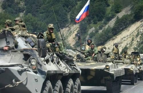Солдаты армии РФ
